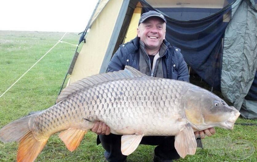 Az új tórekord 25,9 kg