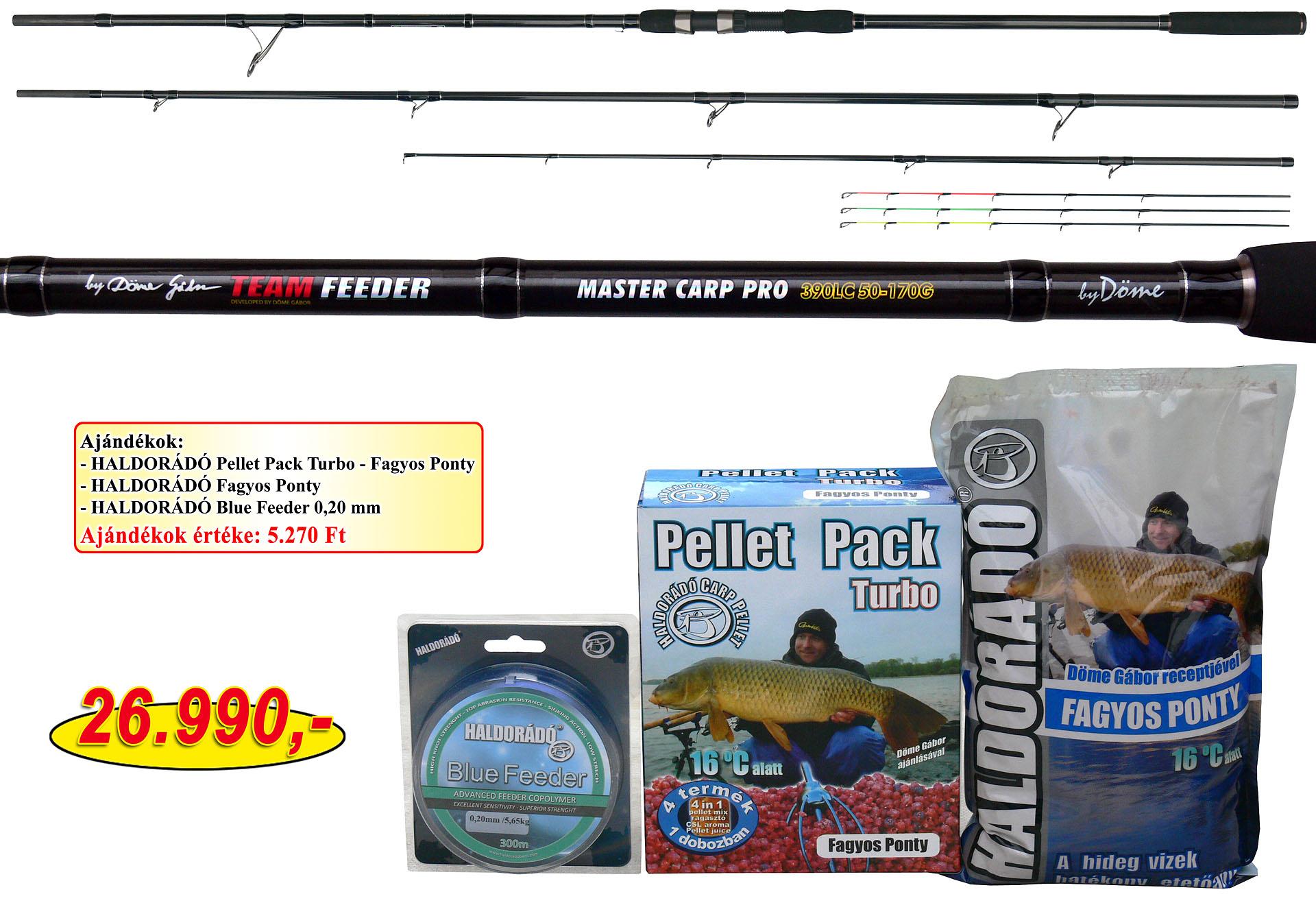 Ezt szintén a nagyhalas, távdobó feederhorgászat szerelmeseinek ajánlunk!