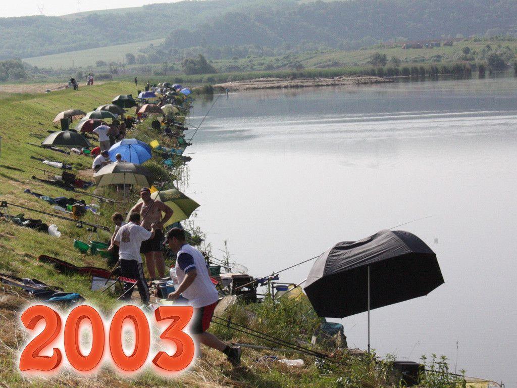 Elindultak a horgászversenyek, amik az évek során egyre nagyobbá, rangosabbá nőtték ki magukat, a versenynaptárak meghatározói lettek