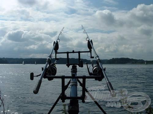A pontyozók tovább horgásztak