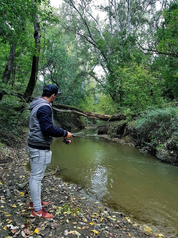 Pataki horgászat