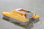 A BEHO etetőhajók praktikus használata a parti horgászatok során