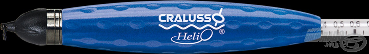 A Cralusso Helio waggler új testet is öltött