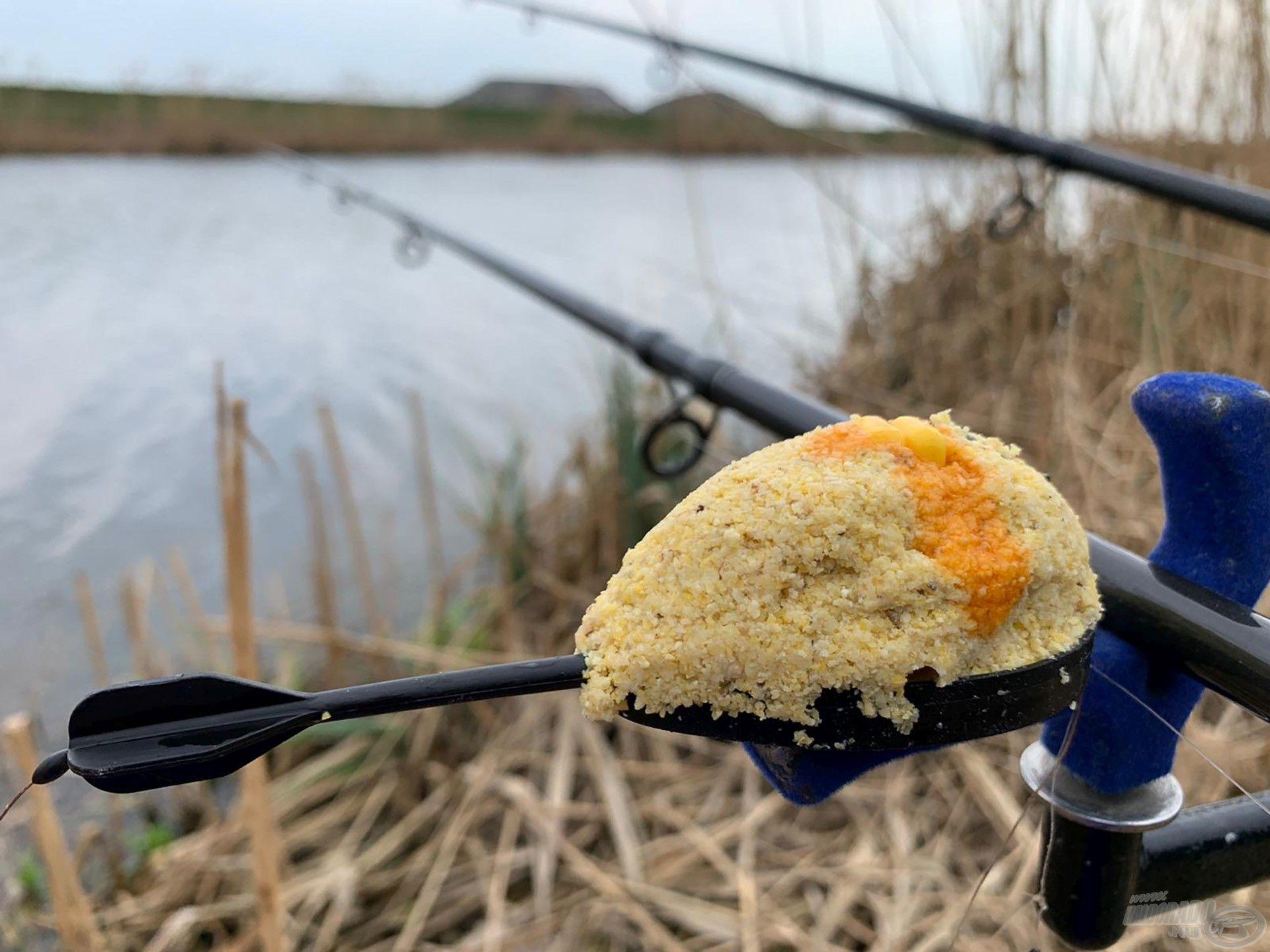 Egy Dart kosárban felkínált ízbomba, amit talán a halak is értékelni fognak…