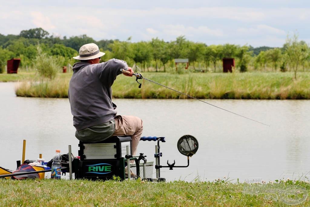 A távolság, a hal, a csali mind befolyásolja, hogy milyen úszóval horgászunk