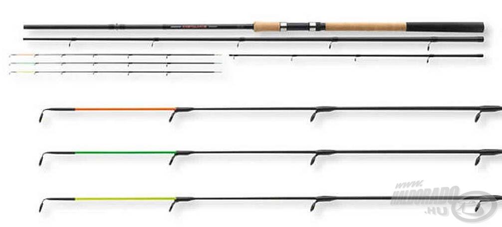 A fenekező horgászat napjainkra lefinomult, így bizonyos módszereknél maga a bot spicce a kapásjelző