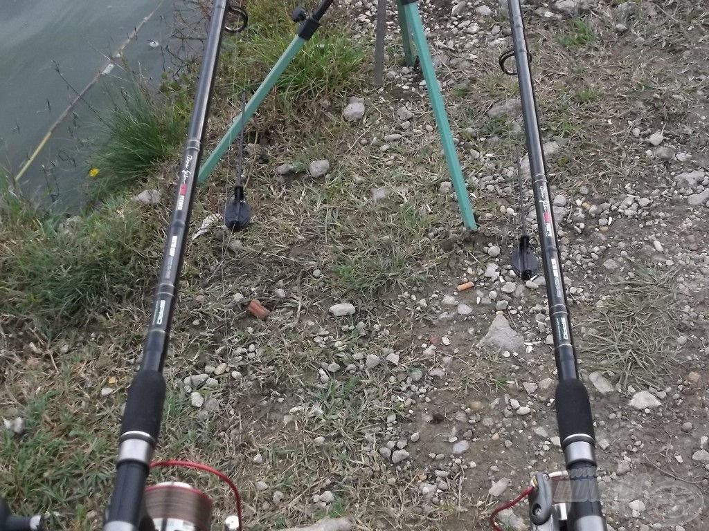 Kedvenc felszerelésem, ami ideális a távoli horgászatokhoz…