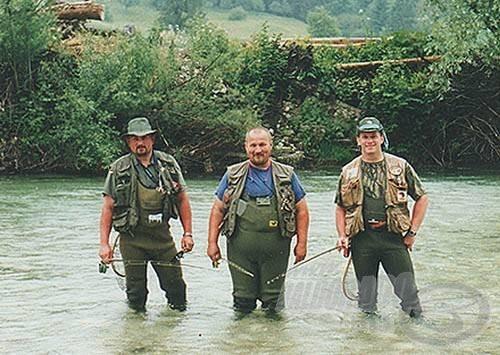 Magyarok a Szávában ('98-ban)