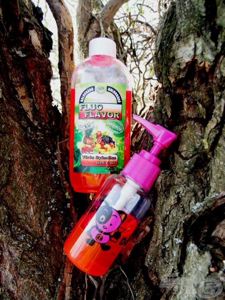 A Red Fruit aroma ízben passzol a Carp Berry-hez!