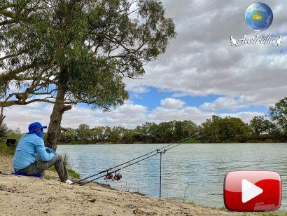 A Nagy Ausztrál Horgásztúra 1. rész – Horgászat a Murray folyón