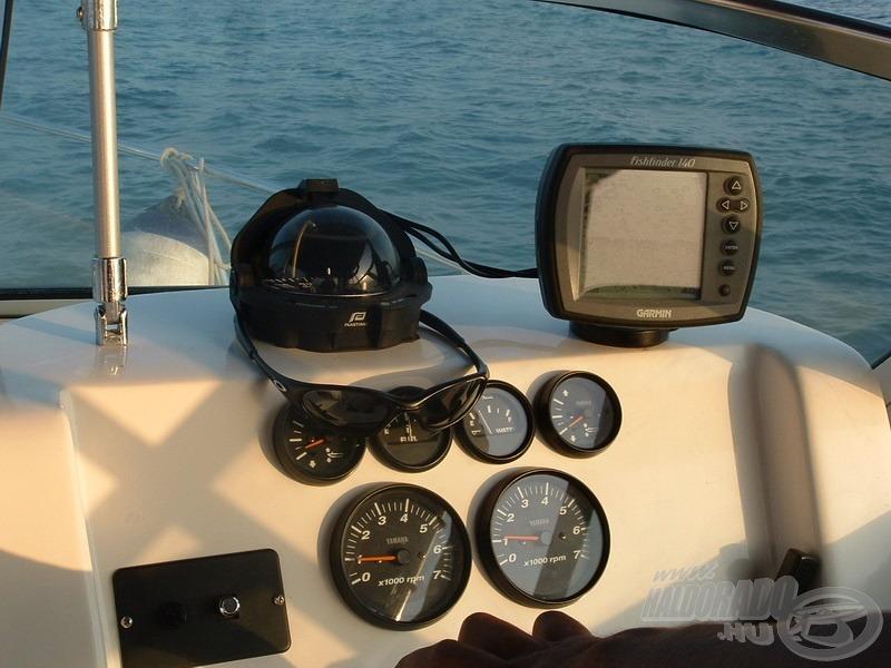 A halradar és a műszerek