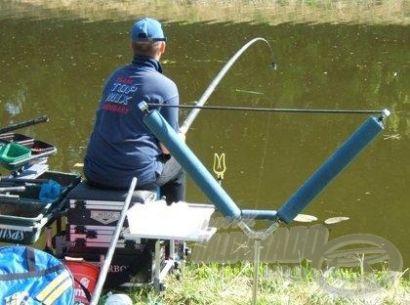 A rakós botos horgászat iskolája 6. rész - A rakós botos horgászat tartozékai