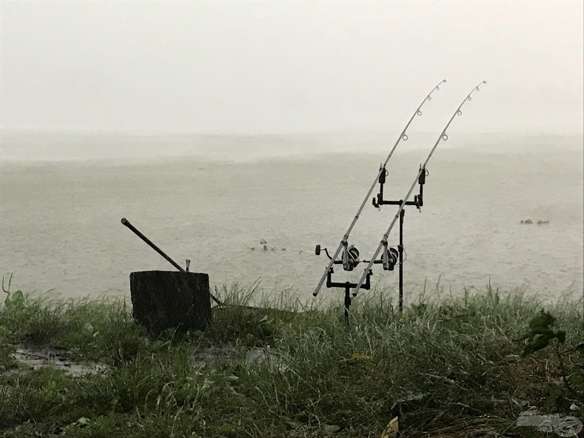 A nagy viharok általában alaposan felpezsdítik a vizeket