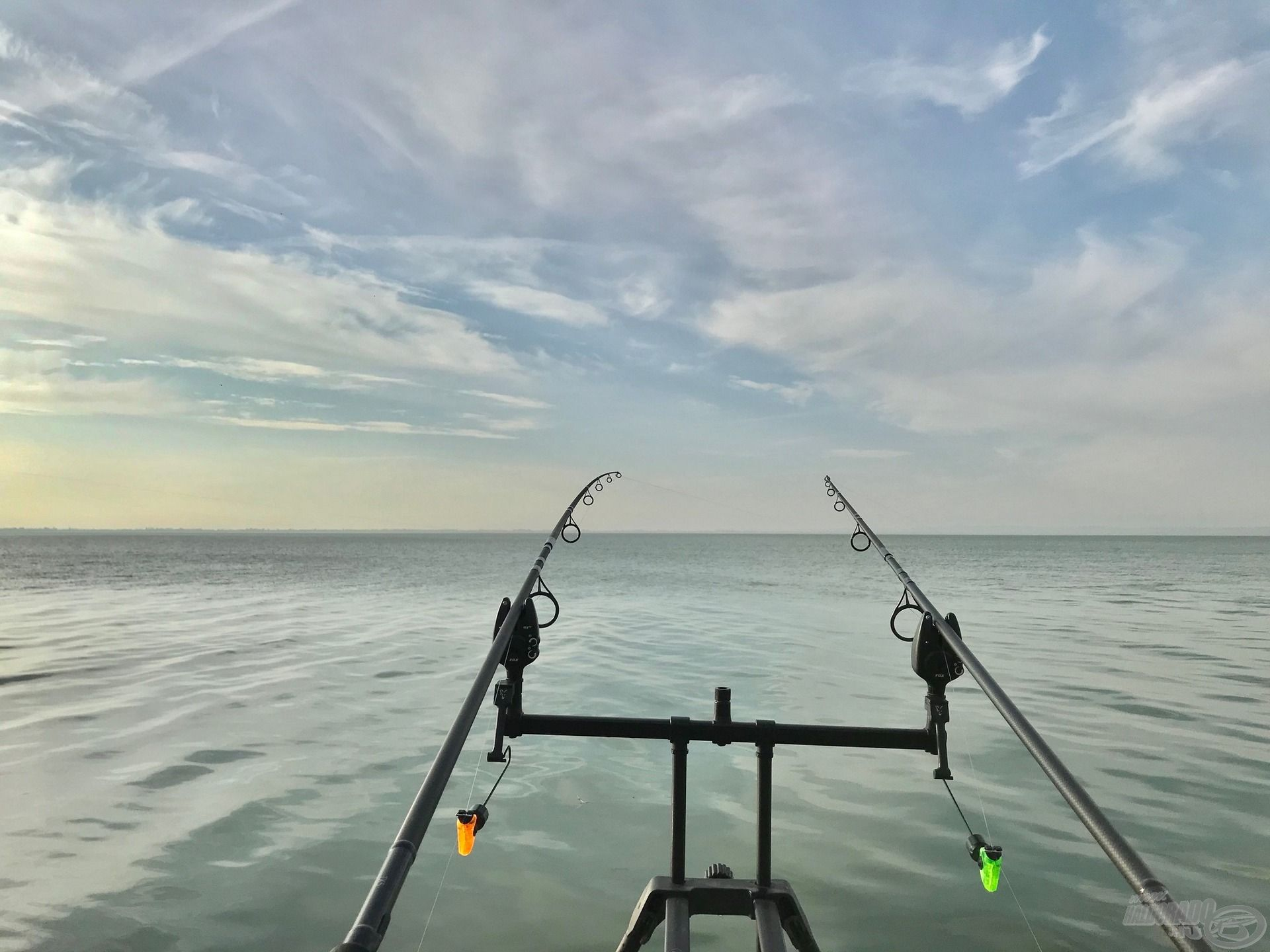… a nagyobb távú horgászat során nagyon hasznosak