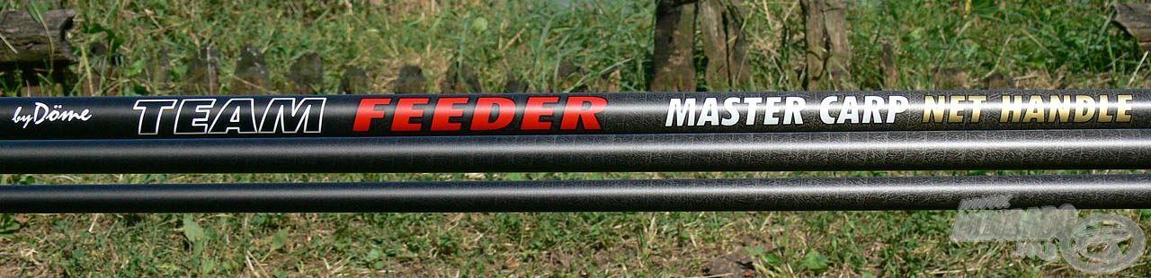 A TEAM FEEDER Master Carp 350 a By Döme merítő nyelek egyik csúcsterméke