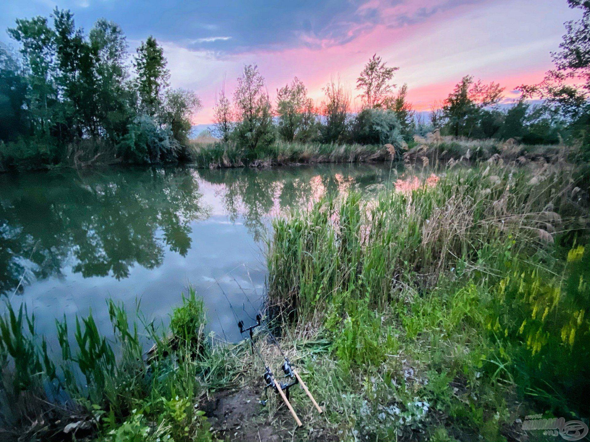 A csatornák a legnehezebb vizek közt vannak, innen fogni egy szép halat bizony nem kis kihívás…