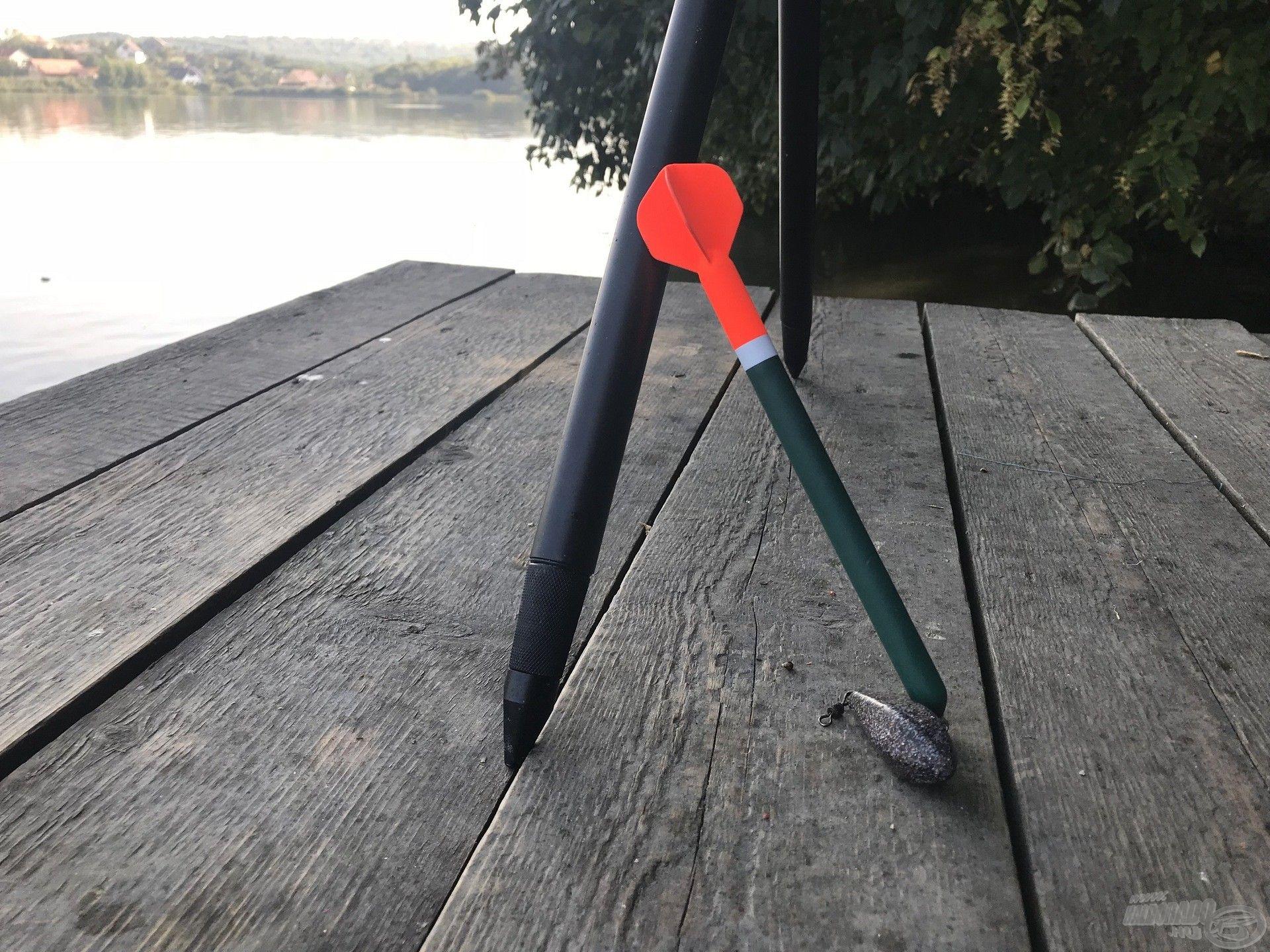 Egy jó minőségű marker úszó nagy segítséget nyújt a parti horgászatra alapozott túrák felépítésében