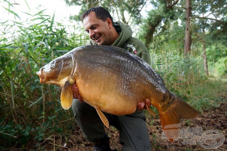 Bujáki Géza a nagy ponty horgászat ikonikus alakja is a Haldorádó Centrum vendége lesz