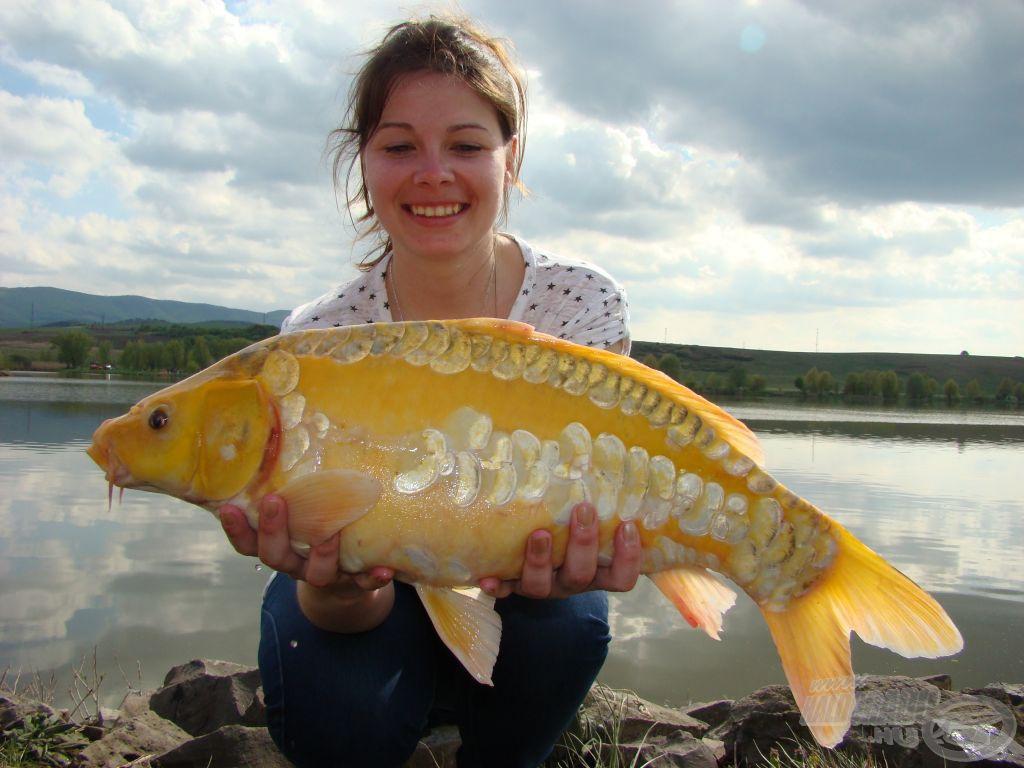 A horgászat öröme, avagy búcsúzóul ismét a mai cikk nyitóképe