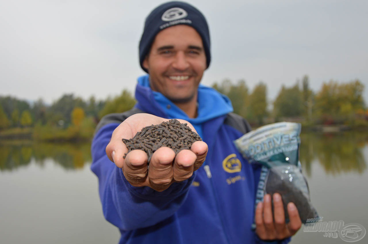 A Halibut Sticks Pellet remek alternatíva a rövid horgászatokhoz