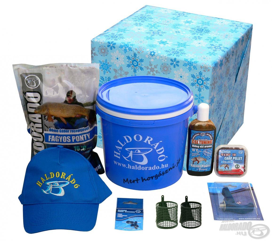 Remek ajándék a téli vagy éppen a kora tavaszi horgászatokhoz