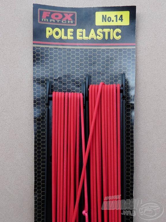 Large elastic - vastag spiccgumi
