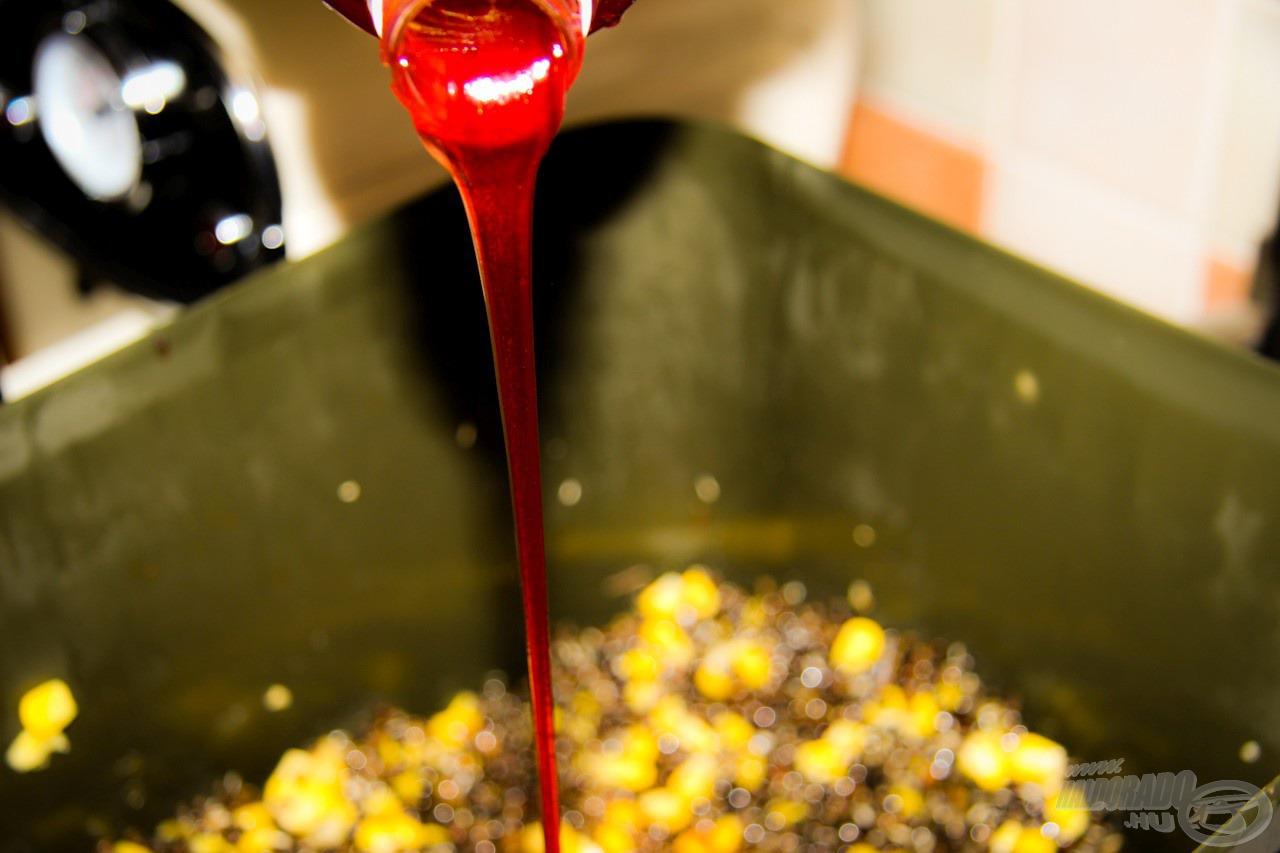 A Carp Syrup kiváló mindenféle magmix ízesítéséhez