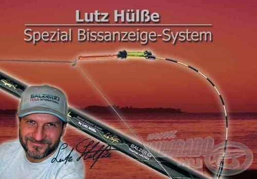 A rendszer kifejlesztője, egyben logója: Lutz Hülße