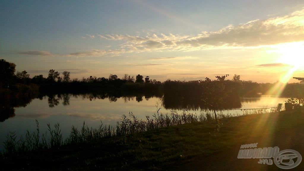 Azt hiszem, a Derekegyházi-tó a sorozatom méltó befejezése volt. Hatalmas élményeket köszönhettem ennek a fantasztikus víznek. Köszönöm!