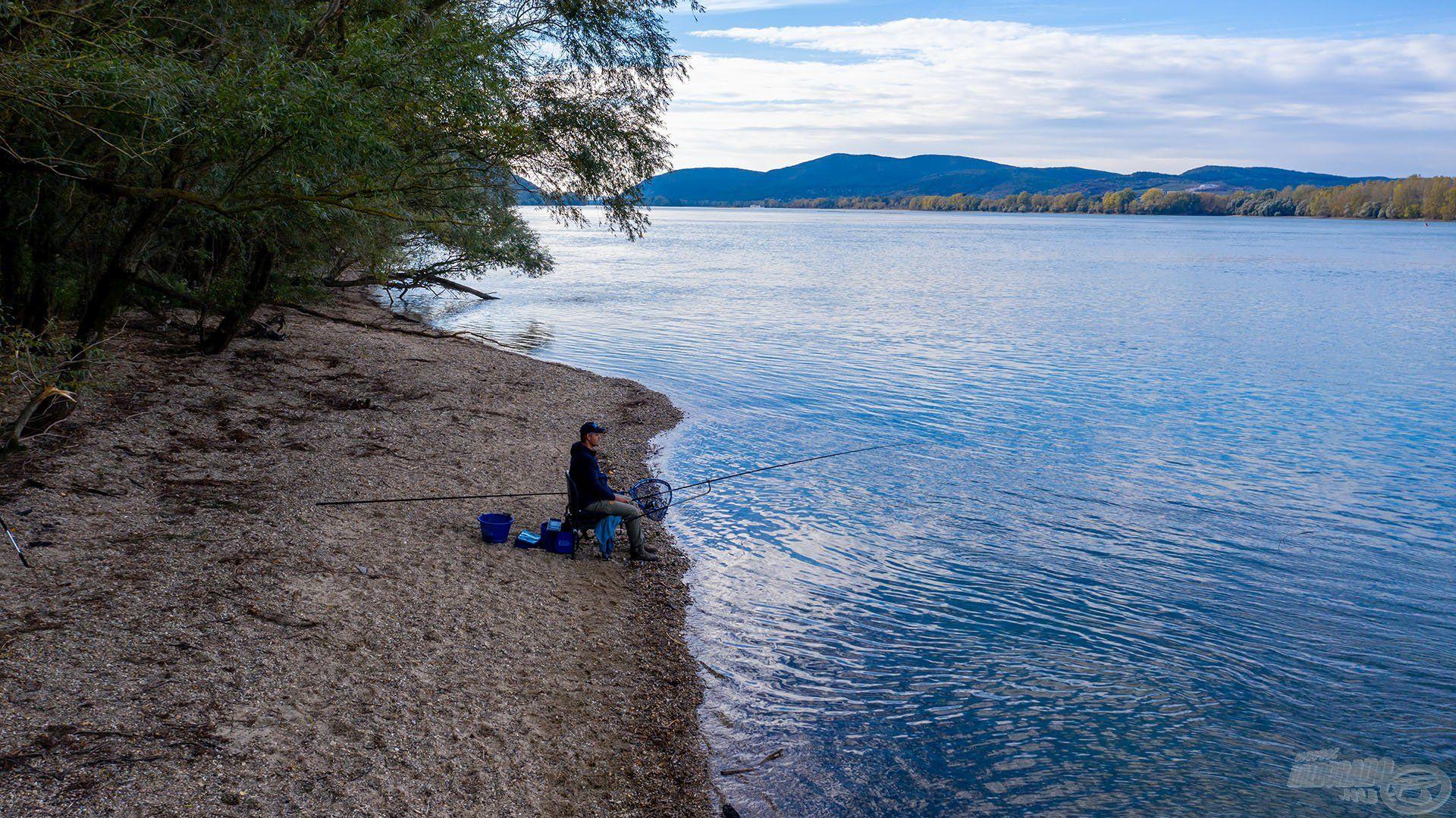 Az egyik legjobb horgászhely, ahol valaha volt szerencsém horgászni