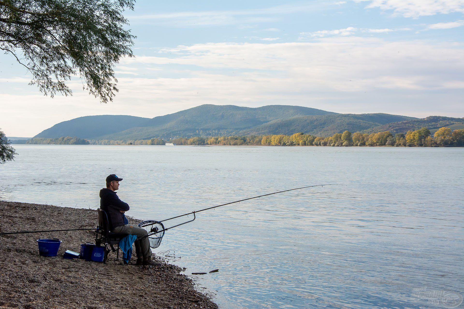 Ha ősz, akkor irány a Duna!