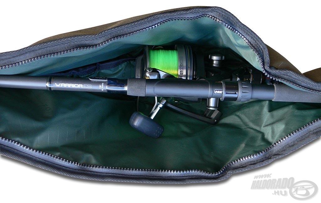 A botokat én egyesével szállítom, külön táskában, így soha nem kell tartanom az összeverődésből adódó sérülésektől