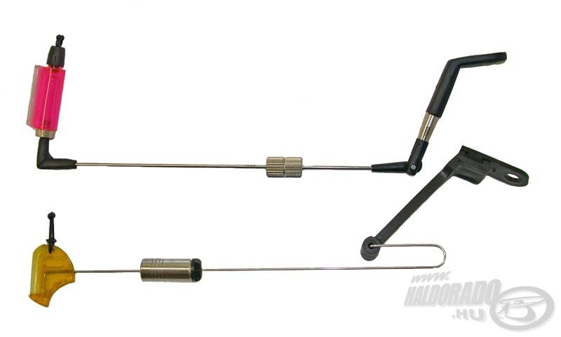 A Swingerek nélkül mit sem érnek az elektromos kapásjelzők. Nagyon sokféle változatban kerülnek forgalomba. A legkedveltebb modelljeink a Kamasaki Minex és a Carper swingerek