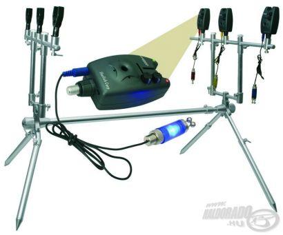Bojlis Suli 5. - Bojlis horgászat felszerelései - Rod podok