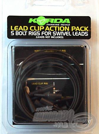 Minden egyben: Lead Clip Action Pack