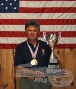 Címvédés a US Open 2008 horgászbajnokságon