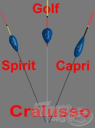 Cralusso Spirit, Golf, Capri
