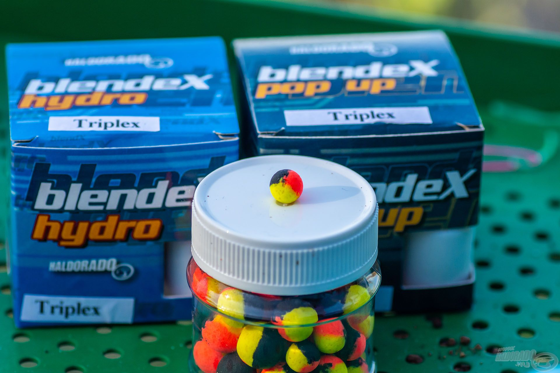 BlendeX TripleX az új, 2020-ban forgalomba kerülő csali!