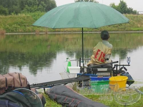 Néha úgy tűnt, mintha kapás nélkül unalmas lenne a horgászat…