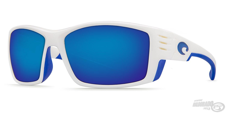 Azoknak, akik a sportos, vagány, modern stílust kedvelik, tökéletes választás a Cortez Blue Mirror szemüveg!