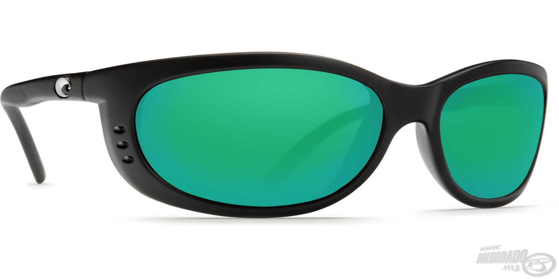 A Green Mirror szín is népszerű változat