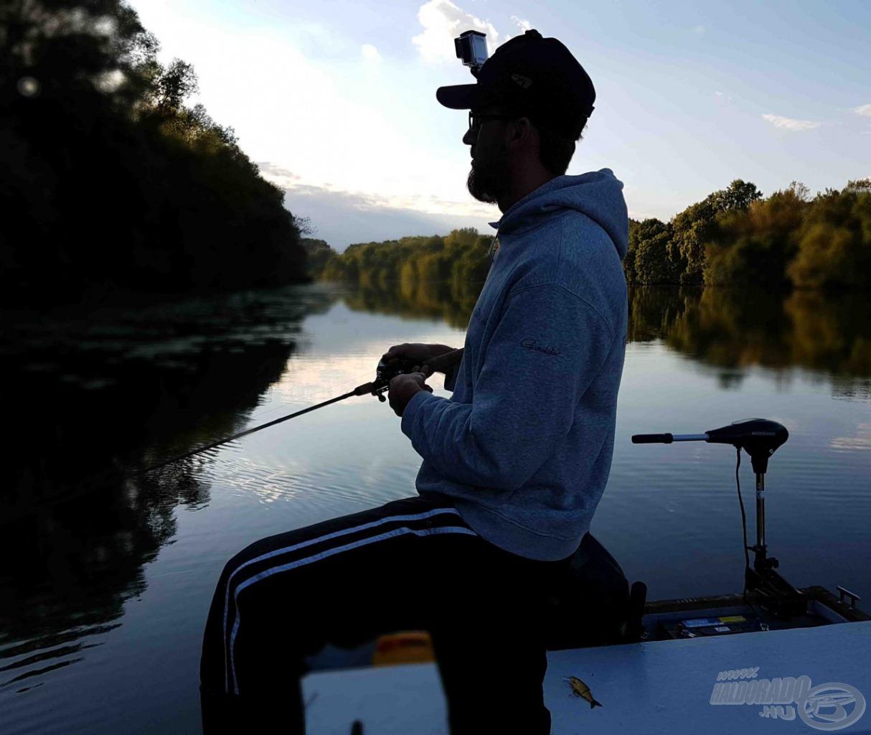 Egyre rövidülnek a nappalok, így egyre kevesebb időnk van horgászni