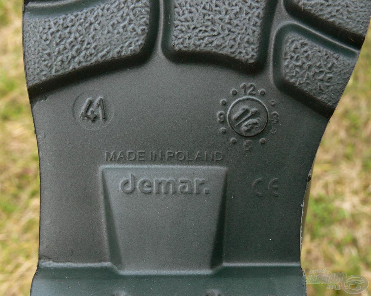 Ez nem kínai termék, ezt Lengyelországban gyártották!