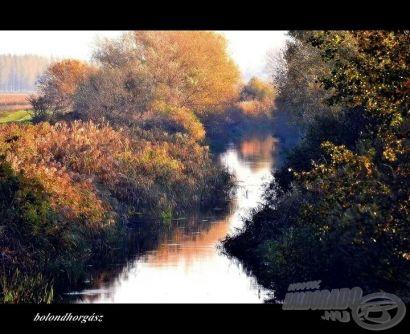 Egy délelőtt a Marcal partján…