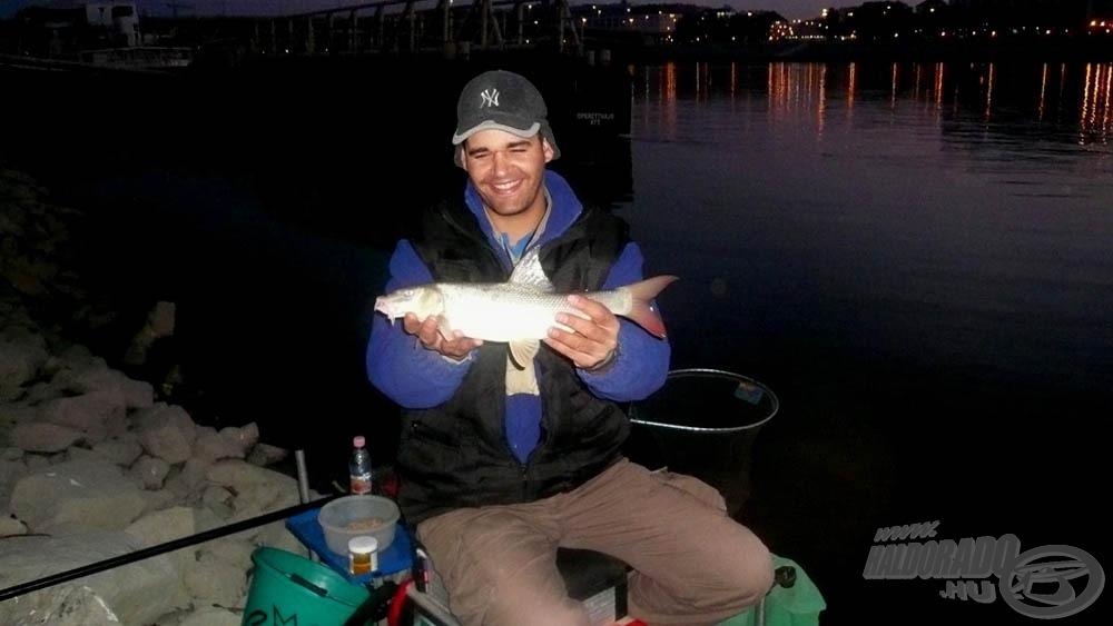Az én első halam is korán jött