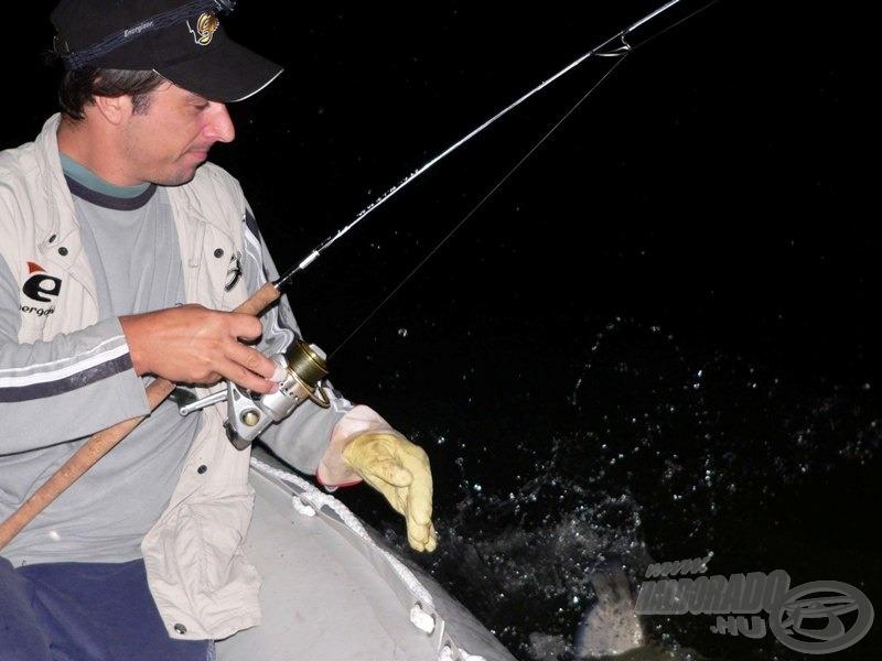 Egy kis frissítő a horgásznak