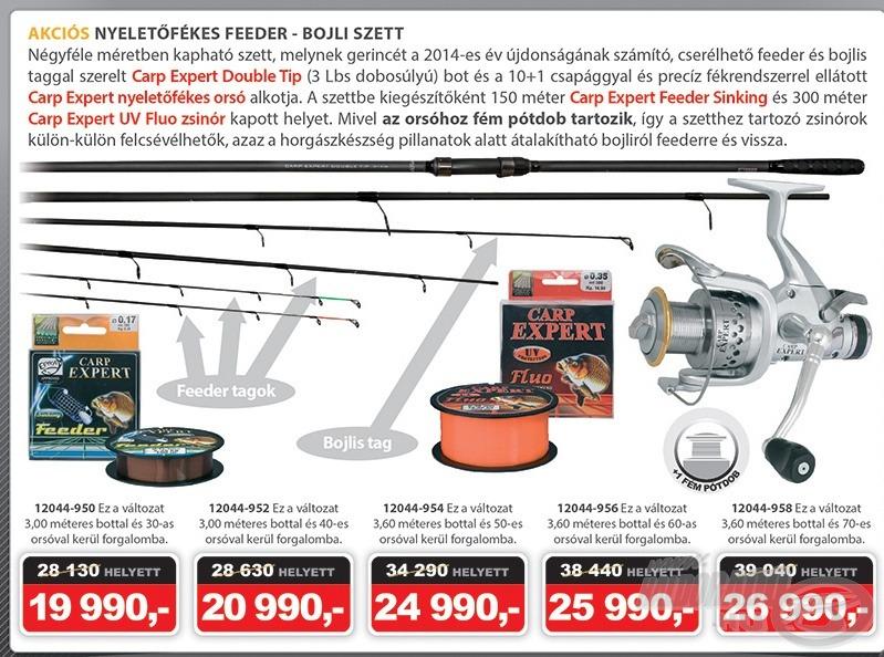 Most 5 különböző változat közül választhatnak a leendő vásárlók, ráadásul igazán kedvező, akciós árakon!