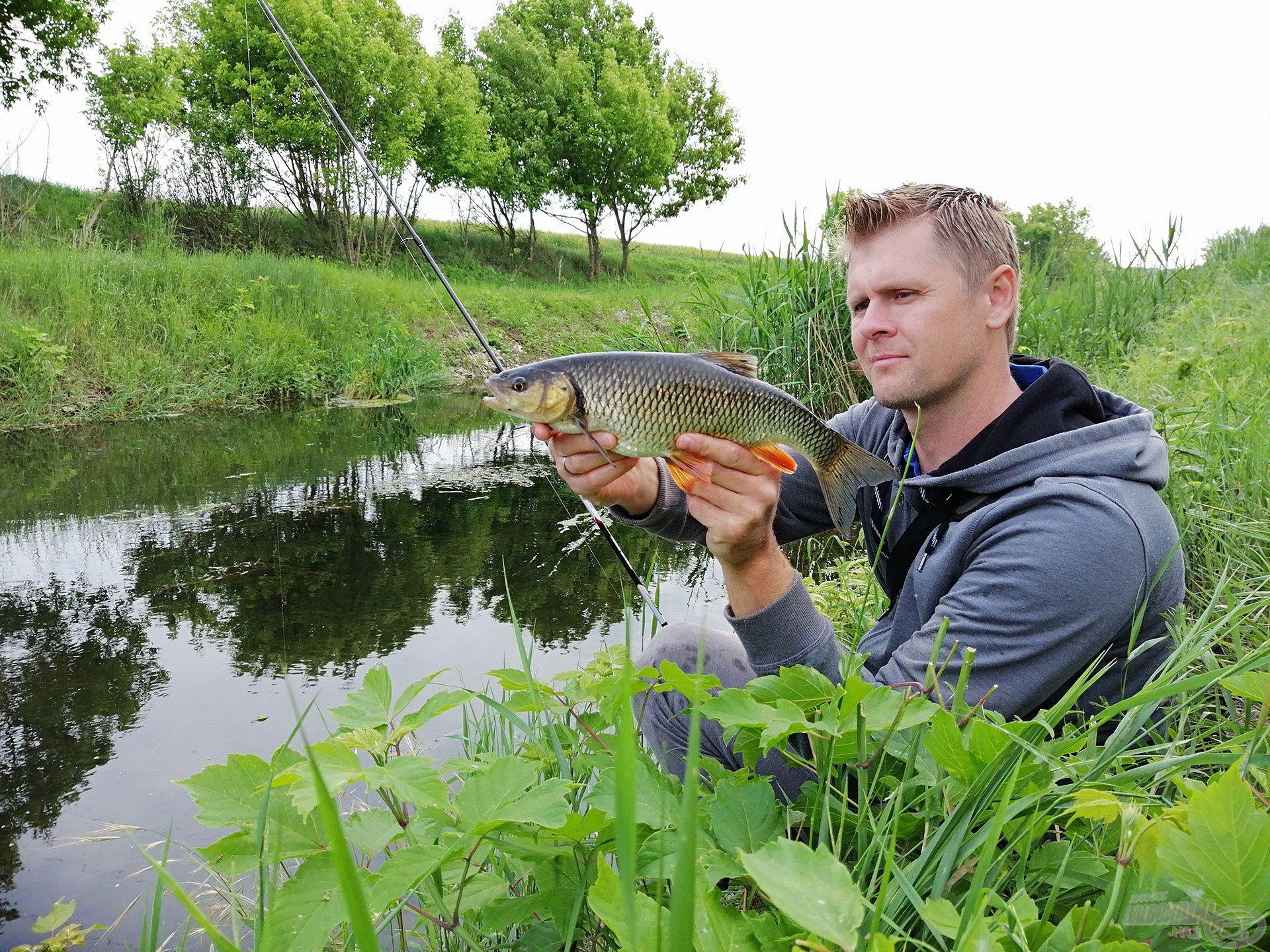 Minden alkalommal horgászni indulunk, halakat keresünk, de valójában önmagunkat találjuk meg!