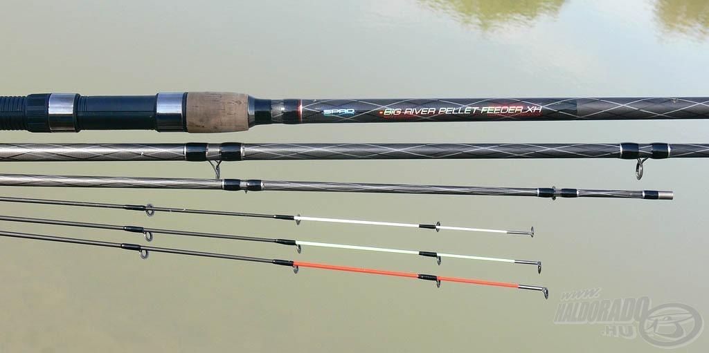 Big River Pellet Feeder a most elérhető speciális folyóvízi feederbotok között az egyik legjobb!