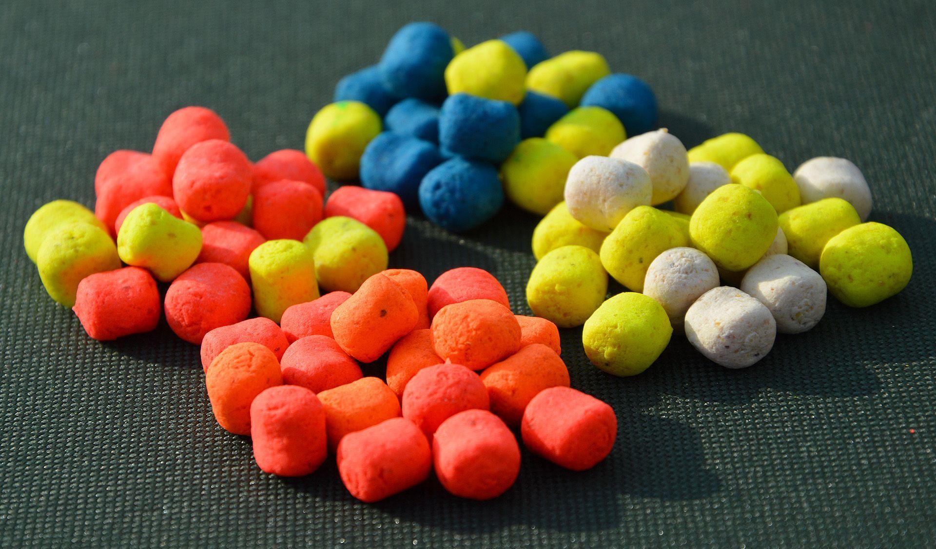 Összesen négy favorit színösszeállítás alkotja 6 ízben elérhető választékot